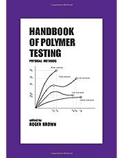 Handbook of Polymer Testing: Physical Methods