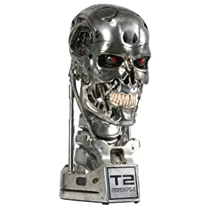 [Re-Produced] Terminator 2 / T-800 life-size skeleton end Bath To Combat ver 7