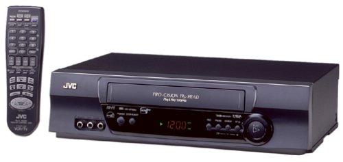 JVC HR-VP59U Hi-Fi VCR (Jvc Hr Vcr)