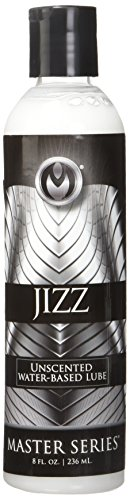 Master Jizz Unscented Water Based Ounce product image
