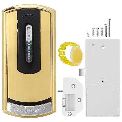 Xinwoer Smart ID Card Induction Lock Sauna Cabinet Drawer Wardrobe Lock Anti-Theft