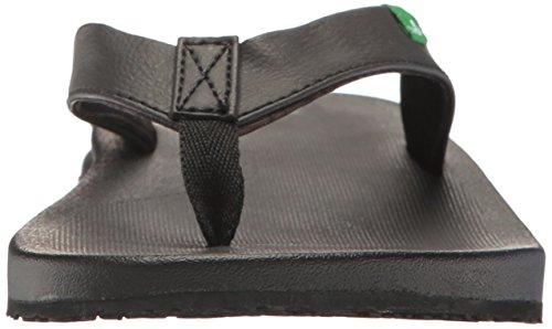 Wander Sanuk Yoga flop Negro de Mat mujer flip la w7Xxq7rFz