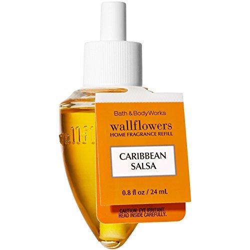 - White Barn Bath and Body Works Wallflowers Single Refill Home Classics (Caribbean Salsa)