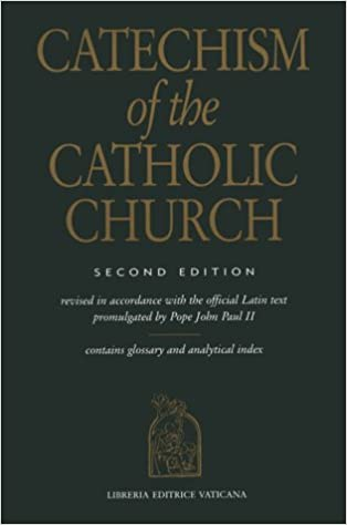 Amazon Catechism Of The Catholic Church 9781574551105