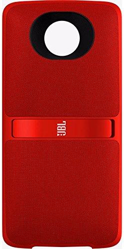 JBL Soundboost Moto Mod Speaker moto Z, Red by JBL