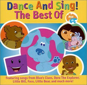 Various Artists - Dance & Sing: The Best of Nick Jr - Amazon.com Music