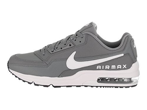 Nike Heren Air Max Ltd 3 Loopschoen Cool Grijs / Wit / Zwart