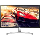 "LG 27UL500-W 27"" 4K UHD FreeSync IPS HDR10 Gaming Monitor"