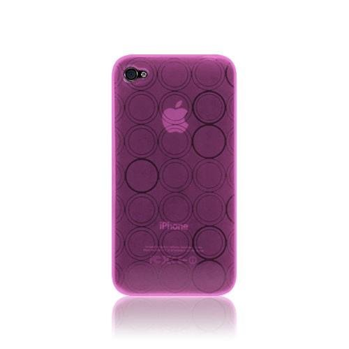 Katinkas KATIP41078 Soft Cover für Apple iPhone 4 Tube pink