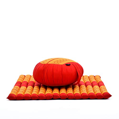 Leewadee Meditation Cushion Set
