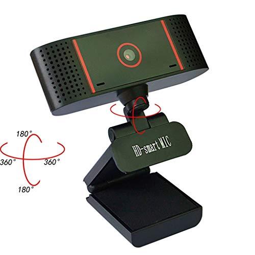 Tharv❤USB A4 480P HD Webcam Web Cam Camera for Computer PC Laptop Desktop New Black