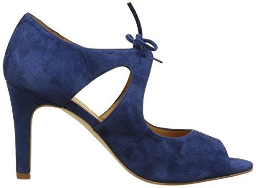 Emma Go Felicia - Zapatos Mujer azul (Suede Navy)