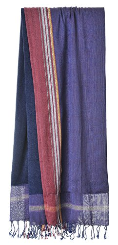 The Kikoy Factory - Kikoy Towel - Agatti-1 - Lilac