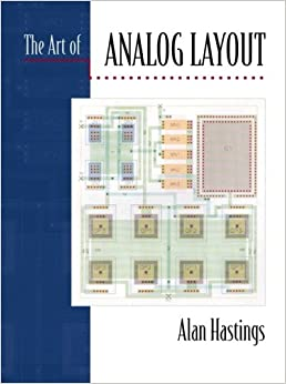 Book The Art of Analog Layout