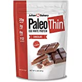 Julian Bakery : Paleo Protein Powder : Chocolate (Egg White) (2lbs) (Soy-Free) (30 Servings)