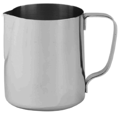 Alegacy FC600 Frothing Pitcher, 20-Ounce, Stainless Steel by Alegacy