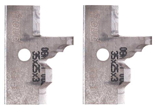 Insert Shaper Cutters - Freud RS-I Profile Knives For Freud RS1000 Or RS2000 Rail And Stile Insert Shaper Cutter