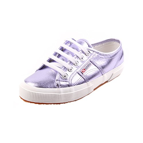 Superga 2750 Cotmetu W Calzado Purple