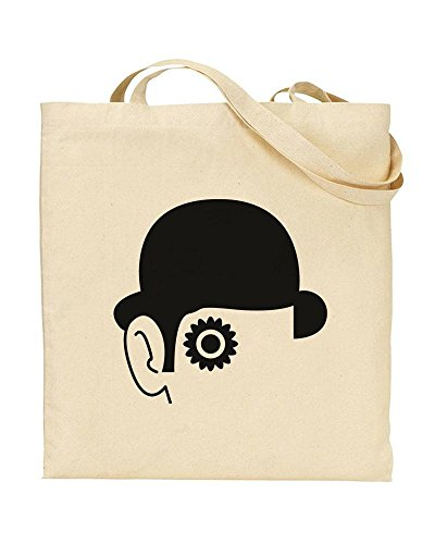 Reusable Bag Bag Beach Funky Bag Bag A Movie Shopping 70's Classic Tote Totes Bag NE Ltd Orange Life Clockwork For wqzx4fBC