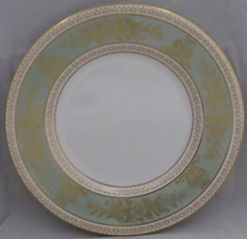 Wedgwood Columbia-Sage Green Rim Bread & Butter Plate