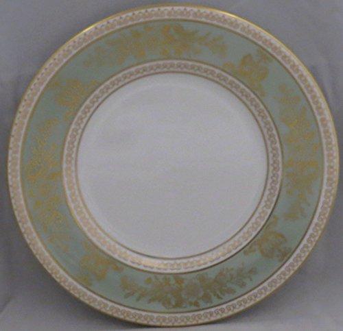 Wedgwood Columbia-Sage Green Rim Bread & Butter Plate (Sage Wedgwood Columbia)