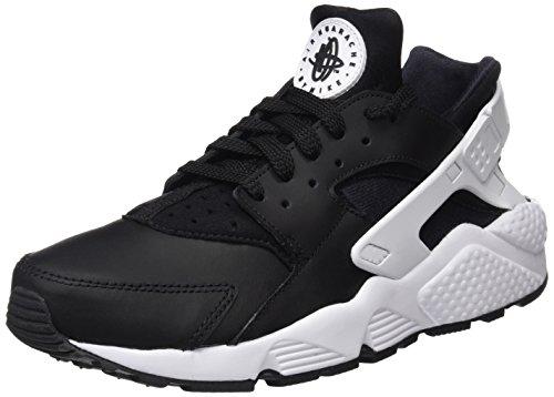 white Ginnastica Air Black Nero Black Nike Scarpe da Huarache Uomo zIwfZx1q