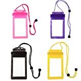 Chesmart 3 Pack Universal Cellphone Waterproof