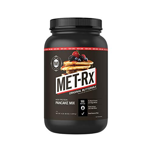 MET-Rx High Protein Pancake Mix