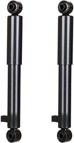 Carock Rear Shocks Shock Absorber Pair Compatible with Hyundai Santa Fe//Veracruz//Kia Sorento