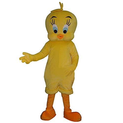 Tweety Looney Tunes Bird Mascot