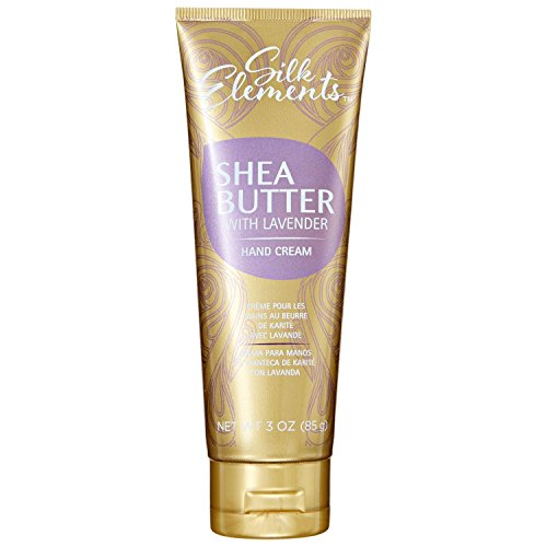 Silk Elements Shea Butter Lavender Whipped Hand Cream