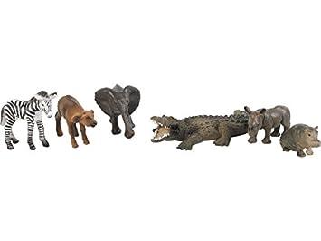 Juegos Salvajes Y PiezasAmazon esJuguetes Animales 6 Dqtoys UMpGqSzV