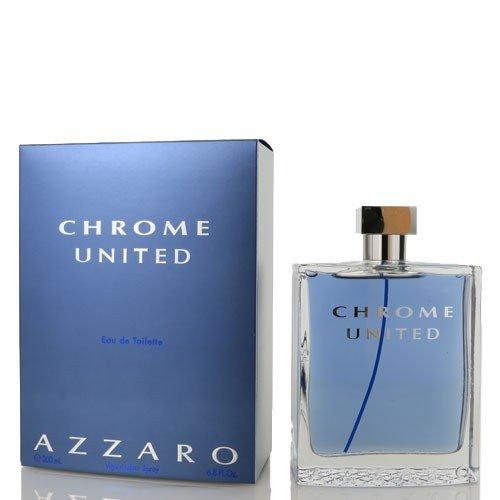 AZZARO Chrome United Eau de Toilette Spray 68 Fluid Ounce