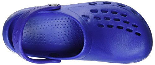 Suecos® Unisex Adults' Loki Work Clogs Blue iqMWNeKZ7