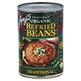 Amy'S Refried Beans 15.4 Oz (Pack of 12) - Pack Of 12