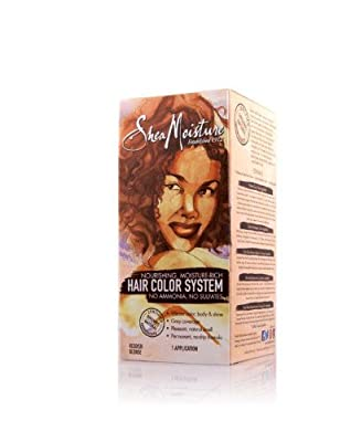 Shea Moisture Hair Color System - REDDISH BLONDE