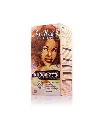 Shea Moisture Hair Color System - REDDISH BLONDE