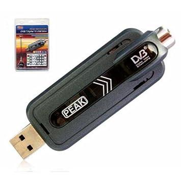PEAK DVB-T DIGITAL TV USB DRIVER FOR WINDOWS DOWNLOAD