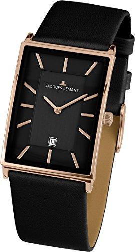 Jacques Lemans York 1-1603H Mens Wristwatch Flat & light