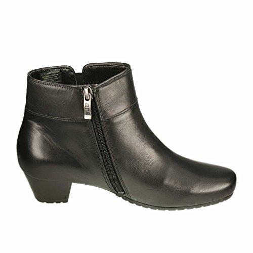 ara 12-42019-07 Brügge-ST - Botas de Piel para mujer Negro - negro