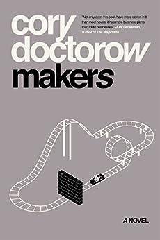 Makers Cory Doctorow ebook product image