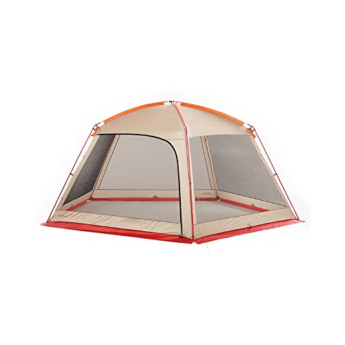 Eddie Bauer Unisex-Adult Lake Serene Screen House, Flag ONE SIZE