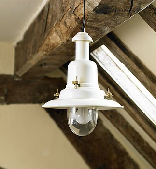 Admirable Country Cottage Fisherman Ceiling Light Amazon Co Uk Interior Design Ideas Tzicisoteloinfo