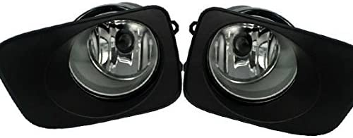 One Pair Car Fog Lamp for TOYOTA COROLLA AXIO//FIELDER 2007 Front Fog Lights Kit