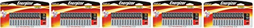 Energizer Max AAA uiLsah Premium Alkaline Batteries, 24 Count, 5 Pack by Energizer