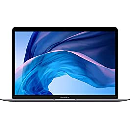 Apple MacBook Air 13.3″ with Retina Display, 1.1GHz Quad-Core Intel Core i5, 16GB Memory, 256GB SSD, Space Gray (Early 2020)