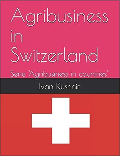 Agribusiness in Switzerland