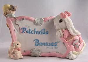 The Patchville Bunnies Collection - Signature Marker
