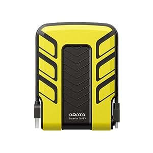 "ADATA 1TB SH93 - Disco duro externo (1000 GB, USB 2.0, 63.5 mm (2.5 ""), 480 Mbit/s, Mac OS X 10.4 Tiger, 97 mm) Amarillo"