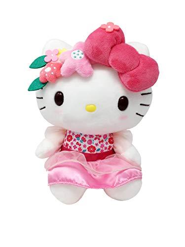 Sanrio JP Hello Kitty Flower Crown Plush Toy 8